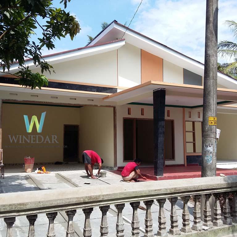Rumah 1 Lantai di Jogja Cipta Arsita Winedar Kontraktor Jogja Wates