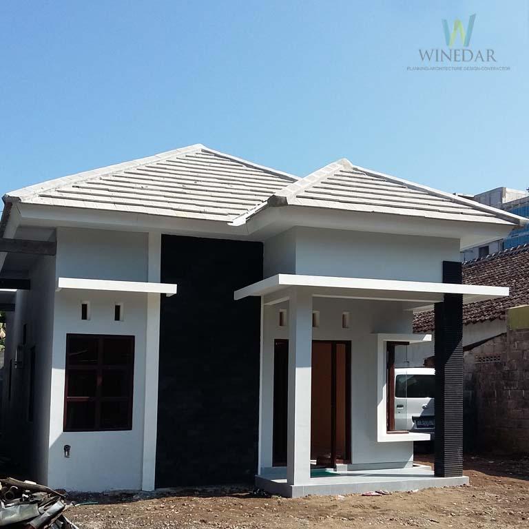 Rumah 1 Lantai di Jogja Cipta Arsita Winedar Kontraktor Jogja