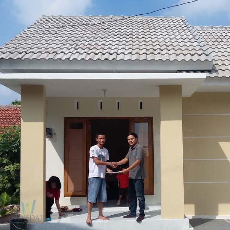 Rumah Lantai di Jogja Cipta Arsita Winedar Pemborong Jogja
