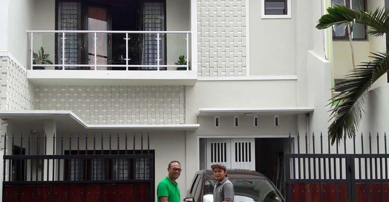 Rumah Modern 2 Lantai di Jogja Cipta Arsita Winedar Kontraktor Jogja