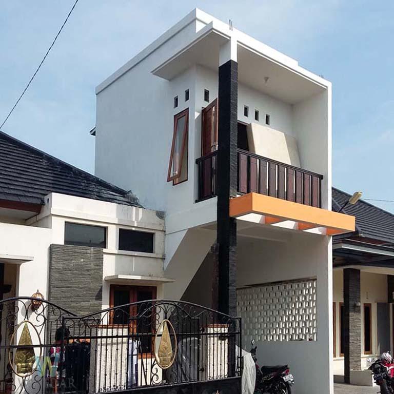 Rumah Tinggal 2 Lantai Cipta Arsita Winedar Pemborong Jogja Bantul