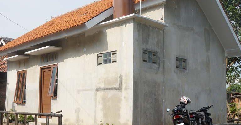 Rumah 1 Lantai Tanpa Finishing Cat di Jogja Cipta Arsita Winedar Arsitek Jogja